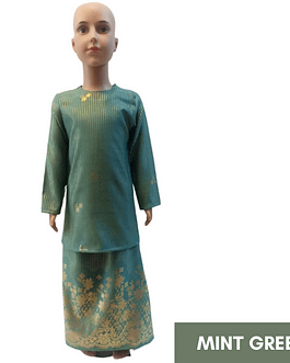 Baju Kurung Budak Jalur SB Line